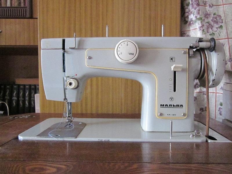Швейная машинка мальва инструкция